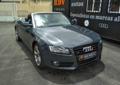 Audi A5 2.0 tfsi quattro cabrio (ref.203)