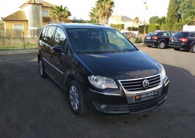 Volkswagen Touran 1.9 tdi 7plazas (ref.215)