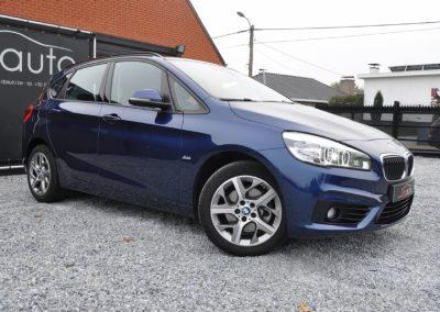BMW – 218 ACTIVE TOURER