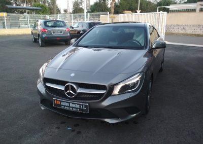 Mercedes CLA ( ref 221)