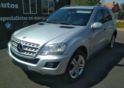 Mercedes ML 300 cdi facelift restyling modelo 2010 (ref 227)