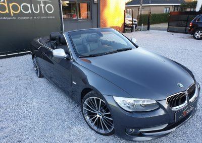 BMW 320 D cabrio 2012