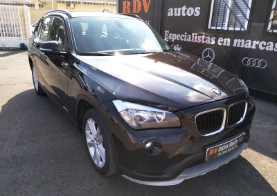 BMW X1 s-drive restyling facelift (ref 308)