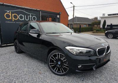 BMW 116 i 2017 1500 gasolina (ref 317)