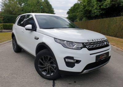 Land Rover Discovery Sport 2.0  180 cv2016  (ref 320)