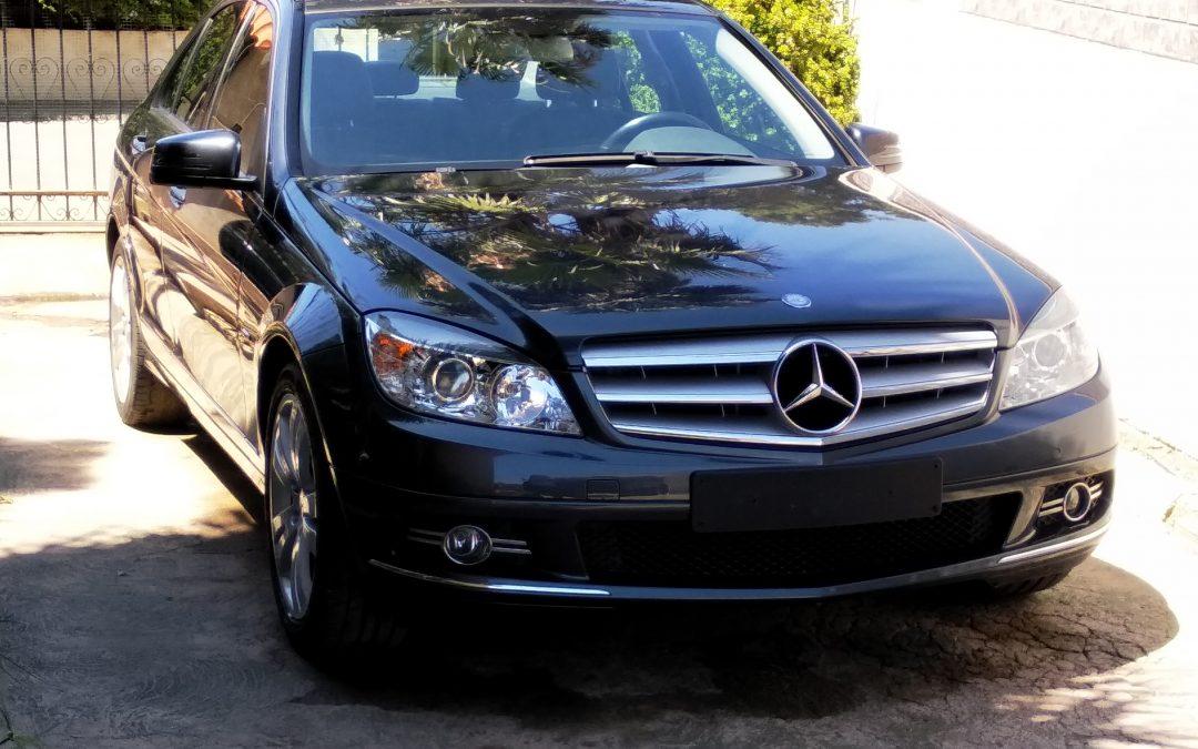 Mercedes C 200 cdi W204 2009 ( ref 318)