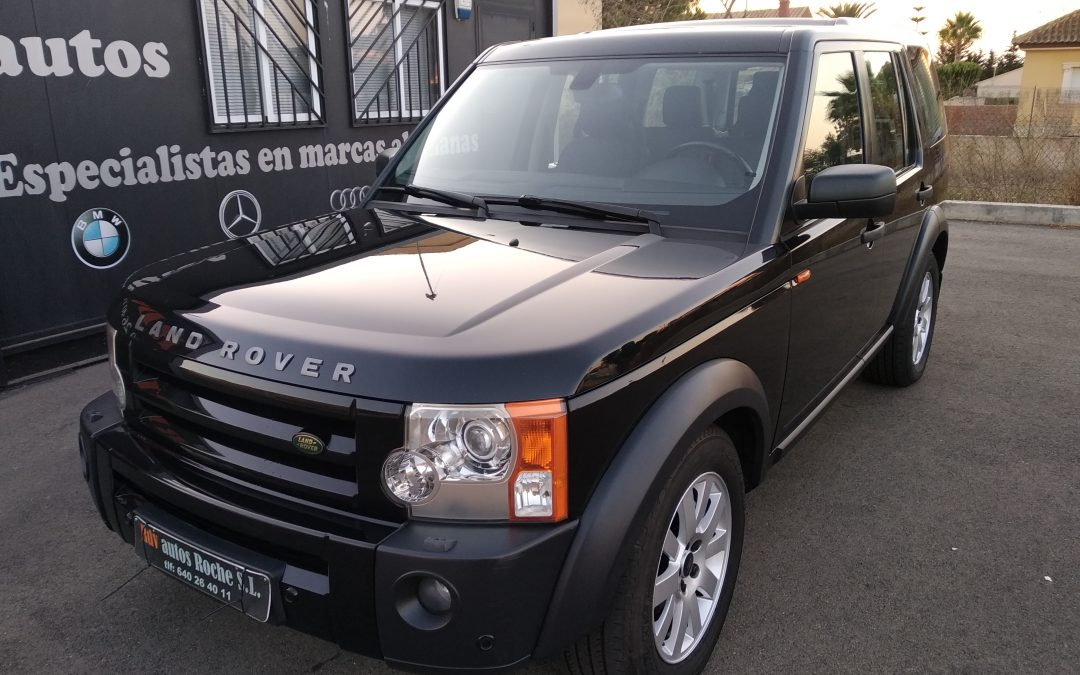 Land Rover Discovery 3  2.7 TDI